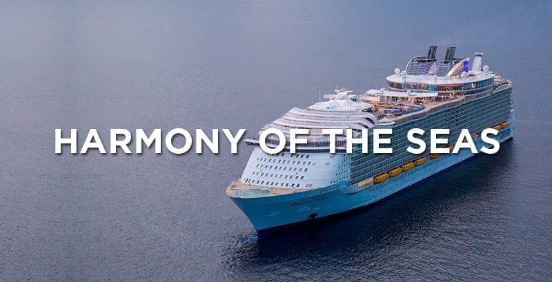 banner harmony of the seas