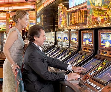 royal caribbean slot machines