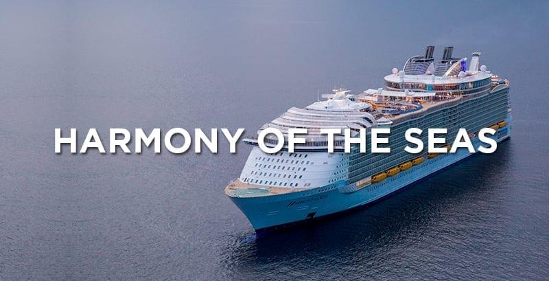 banner harmony of the seas