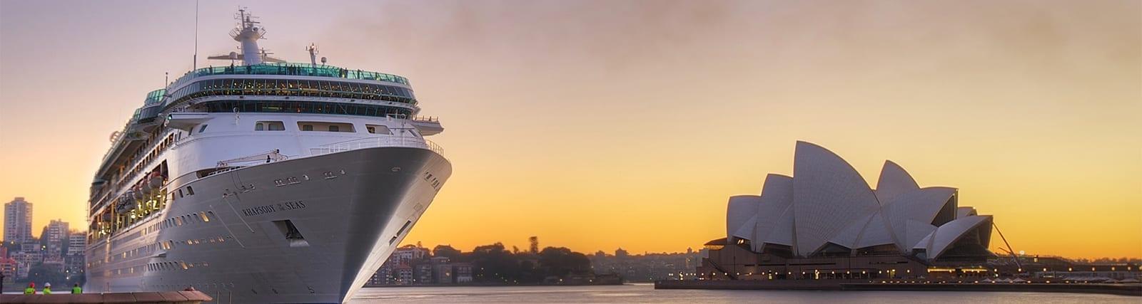 Rhapsody of the seas cruise